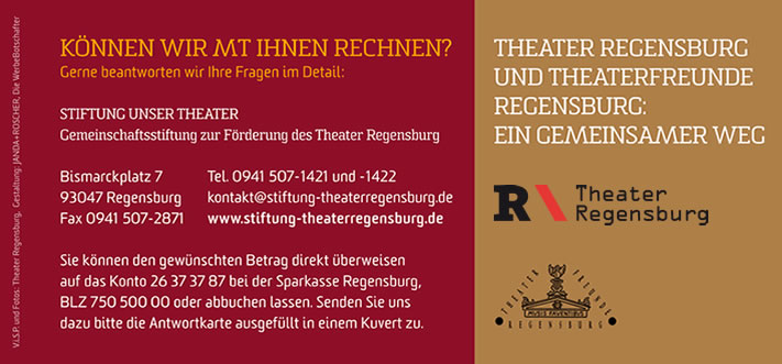 Stiftung unser Theater